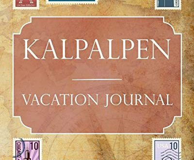 Kalkalpen Vacation Journal Blank Lined Kalkalpen Austria Travel JournalNotebookDiary Gift 400x330 - Kalkalpen Vacation Journal: Blank Lined Kalkalpen (Austria) Travel Journal/Notebook/Diary Gift Idea for People Who Love to Travel