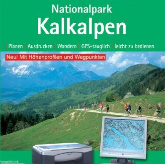 Nationalpark Kalkalpen. CD ROM fuer Windows 95982000NTXP 332x330 - Nationalpark Kalkalpen. CD-ROM für Windows 95/98/2000/NT/XP.