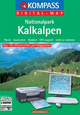 Nationalpark Kalkalpen. CD-ROM für Windows 95/98/2000/NT/XP.